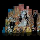 The Sensational Josephine Baker - Projection Design
